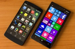 Android VS Windows Phone- Uncovering differences you must be aware of