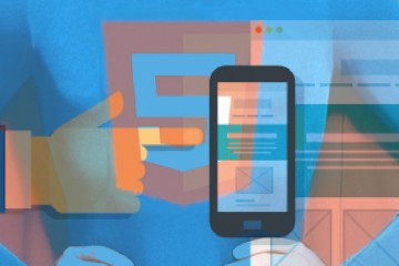 how to develop mobile website using html5